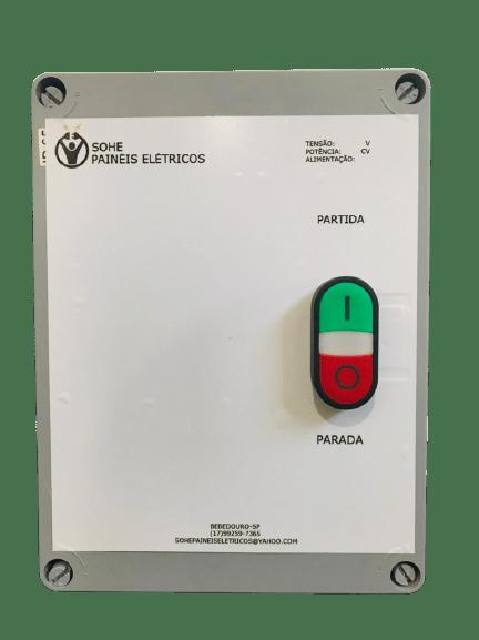 CHAVE DE PARTIDA 1cv MONOFÁSICO / 3cv TRIFÁSICO 220v