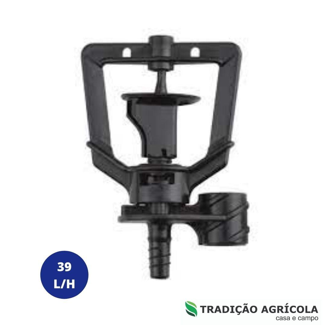 MICROASPERSOR RONDO 39L/H RIVULIS + ESTACA 60CM