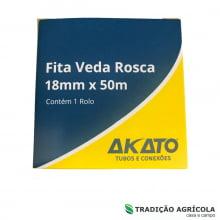 FITA VEDA ROSCA 18MM x 50M