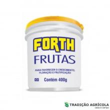 FERTILIZANTES PARA PLANTAS - FORTH FRUTAS 400g