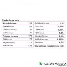 FERTILIZANTES PARA PLANTAS - FORTH HORTALIÇAS 400g