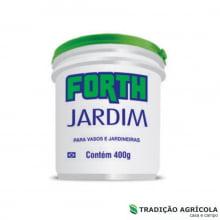 FERTILIZANTES PARA PLANTAS - FORTH JARDIM 400g